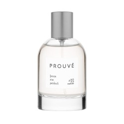 Perfum damski nr 33 frezja – róża – paczula