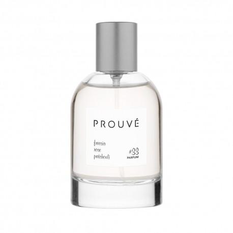Perfum damski nr 33 FREZJA RÓŻA PACZULA 50ml Prouve
