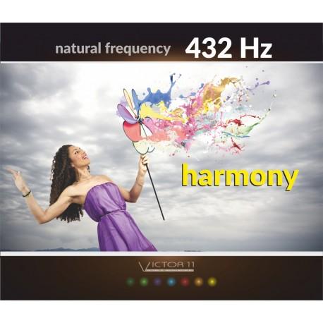 Harmony - Częstotliwość 432 Hz Natural frequency