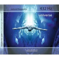 Cosmic harmony - Częstotliwość 432 Hz Natural frequency