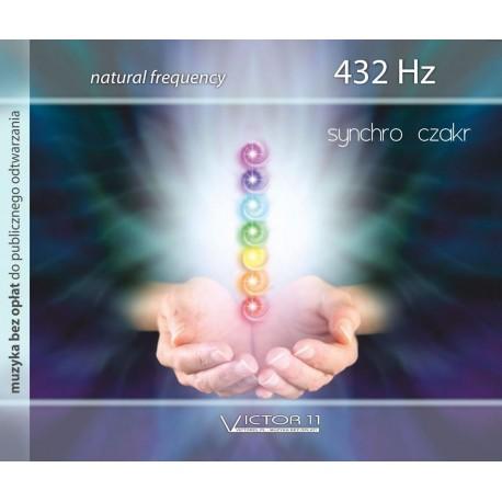 Synchro Czakr - Częstotliwość 432 Hz Natural frequency