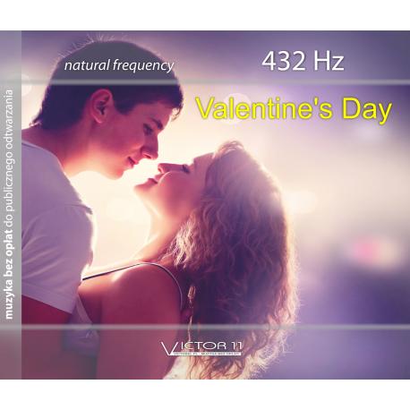 Valentine's Day - Częstotliwość 432 Hz Natural frequency