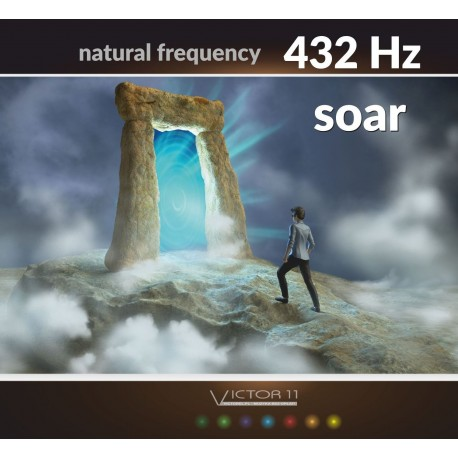 Soar - Częstotliwość 432 Hz Natural frequency