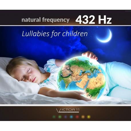 Lullabies for children - Częstotliwość 432 Hz Natural frequency