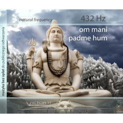 Om Mani Padme Hum - Częstotliwość 432 Hz Natural frequency