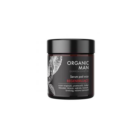 Serum pod oczy regenerujące Organic Man 30g Organic Life