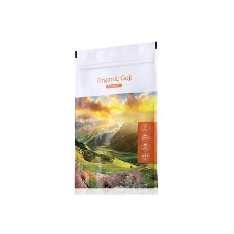 Organic Goji ENERGY Organiczne sproszkowane jagody goji Data ważności: 01.12.19