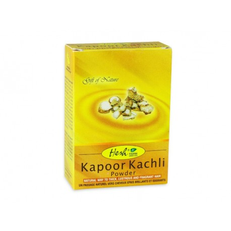 Maska do włosów KAPOOR KACHLI 50g HESH