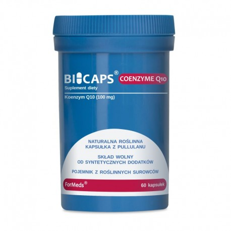 BICAPS COENZYME Q10 Koenzym Q10 Formeds