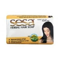 Ziołowe mydło do włosów SESA 75g