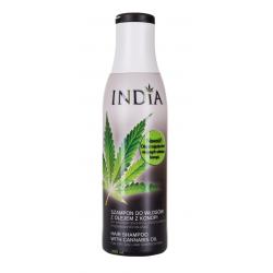 Szampon do włosów 400ml India Cosmetics
