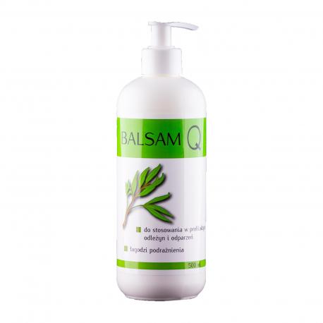 Regenerujący BALSAM Q zapobiegający powstawaniu odleżyn 500ml India Cosmetics