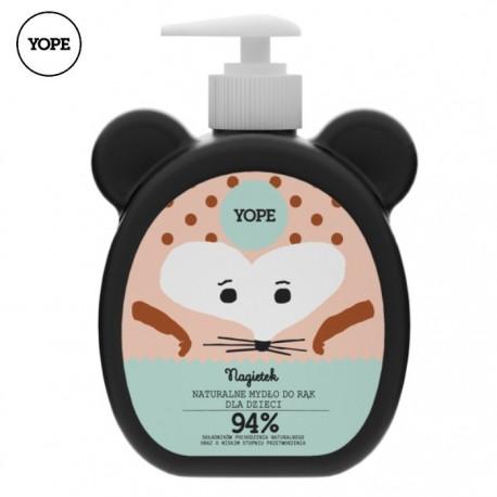 Mydło dla dzieci NAGIETEK 400ml YOPE