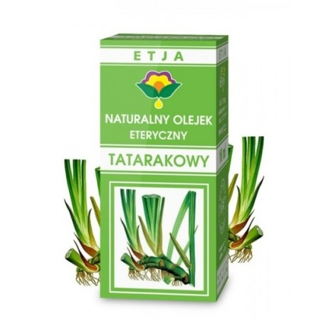 Naturalny Olejek eteryczny TATARAKOWY 10ml Etja