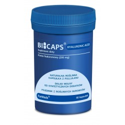 BICAPS HYALURONIC ACID Kwas hialuronowy ForMeds