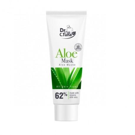 PEELING z ALOESEM 75ml Organic Aloe Vera Farmasi DR. C. TUNA