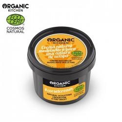 Naturalny krem do ciała modelujący talię 100ml Organic Kitchen