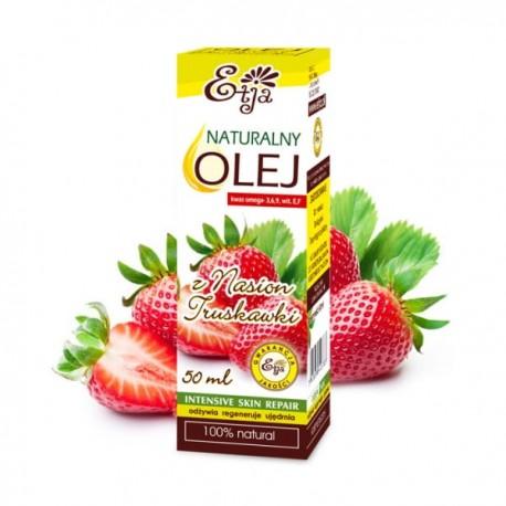 Naturalny Olej z Nasion TRUSKAWKI 50ml Etja
