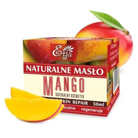 Naturalne Masło Mango 50ml Etja