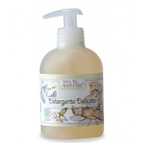 Delikatne Eco Bio Mydełko w płynie dla dzieci i niemowląt 300ml Pierpaoli Baby Anthyllis