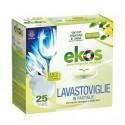 EKOLOGICZNE Tabletki do zmywarki 25szt. PIERPAOLI EKOS