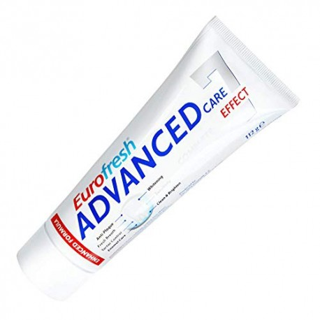 PASTA do zębów ADVANCED CARE WITH 7 EFFECTS 112g EUROFRESH Farmasi