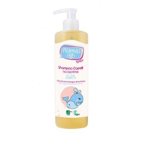 Delikatny szampon dla dzieci i niemowląt 400ml PIERPAOLI EKOS BABY