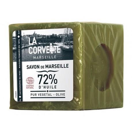 Mydło marsylskie OLIWKA 300g LA CORVETTE