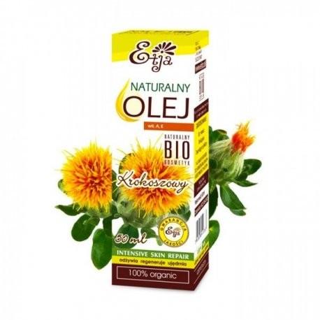 Olej z krokosza barwierskiego BIO 50ml Etja