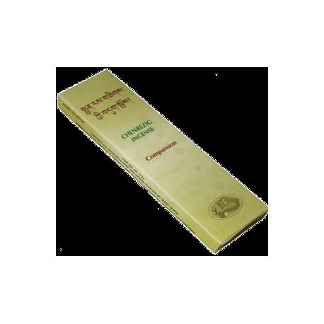 Kadzidła tybetańskie CHENREZIG Incense krótkie