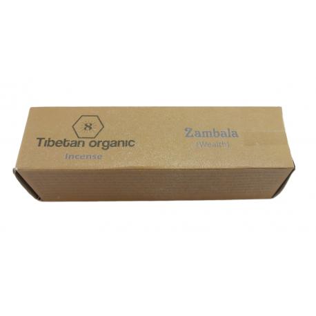 Organiczne kadzidła tybetańskie ZAMBALA TIBETAN ORGANIC