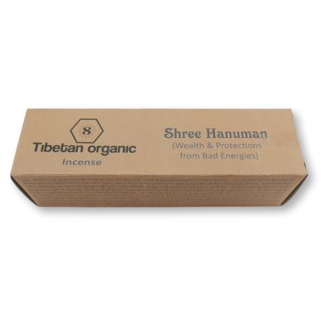 Organiczne kadzidła tybetańskie SHREE HANUMAN TIBETAN ORGANIC