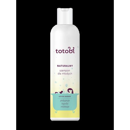 Naturalny szampon DLA MŁODYCH PSÓW i KOTÓW 300ml TOTOBI