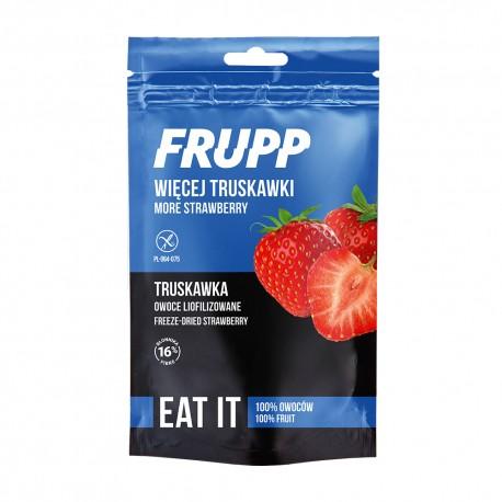 Truskawka owoce liofilizowane 13g FRUPP
