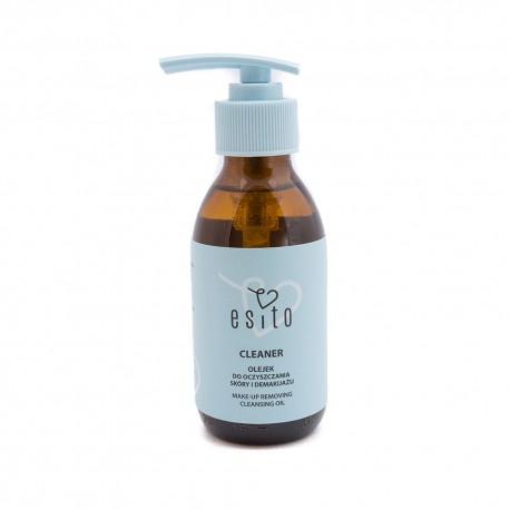 CLEANER Olejek do oczyszczania skóry i demakijażu 150 ml Esito