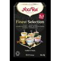 Zestaw herbat FINEST SELECTION YOGI TEA