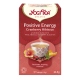Herbata Żurawina i Hibiskus POSITIVE ENERGY YOGI TEA