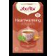 Herbata HEARTWARMING Radość życia YOGI TEA