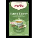 Herbata NATURAL BALANCE Naturalna równowaga YOGI TEA