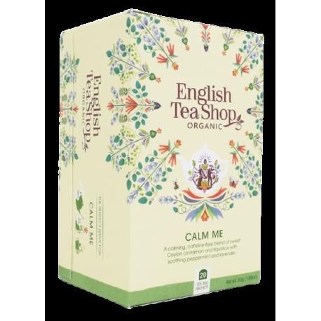 Ekologiczna Herbata CALM ME 20 saszetek English Tea Shop