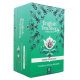 Ekologiczna Herbata ŻURAWINA i HIBISCUS 20 saszetek English Tea Shop