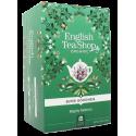 Ekologiczna Herbata MIGHTY MATCHA i YERBA MATE 20 saszetek English Tea Shop