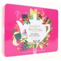 Kolekcja herbat ULTIMATE TEA w metalowej puszce 36 saszetek English Tea Shop