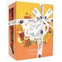 Zestaw prezentowy EKOLOGICZNYCH herbat 12 piramidek English Tea Shop Organic