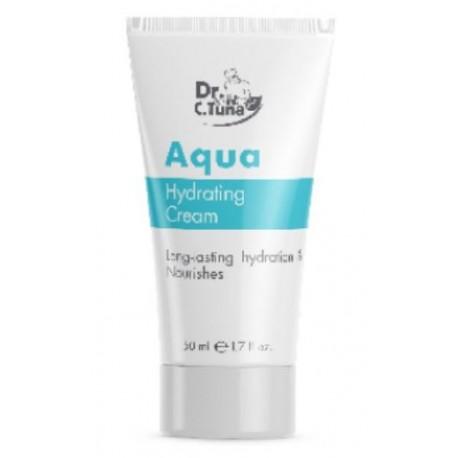 Nawilżający krem do twarzy Aqua 50ml Dr. C. Tuna Farmasi